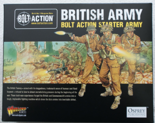Warlord Games 28mm WGB-START-04 British 1000 Point Starter Army